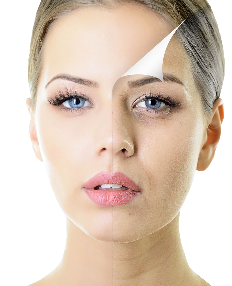 DermRad™ can uncover your youthful healthy skin